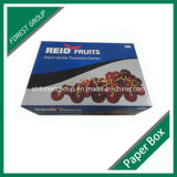Boîte en carton ondulé à base de légumes et de fruits (FP020007)