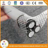 Vente chaude cotée d'UL dans le type concentrique câble de conducteur d'alliage d'aluminium du marché des États-Unis AA-8030 d'expert en logiciel Ser/câble de Seu