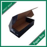 Rectángulo de papel acanalado impreso modificado para requisitos particulares del color para las compras del embalaje