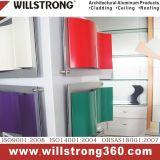 Pael compuesto de aluminio acanalado para de interior y al aire libre