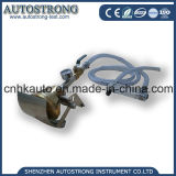 Bocal de pulverizador da água do equipamento de teste de Ipx4 IEC60598-1