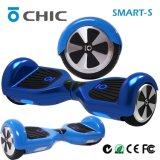 6.5 scooter intelligent électrique d'équilibre de roue de la taille deux de pneu de pouce mini, véhicule portatif