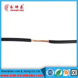 Collegare flessibile elettrico isolato PVC di rame di memoria