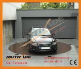 Auto toon & de Roterende Lijst van de Auto van de Garage