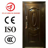 China Fabricante Residencial Acero Fireproofing Doors