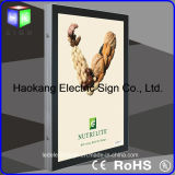 Ultra-Thin Outdoor Waterproof Advertising Light Boxes Display