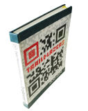 Impressão personalizada do livro de Hardcover do papel de arte