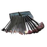 FAVORABLE conjunto de cepillos del maquillaje 24PCS