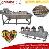 販売のための最もよい価格の果物と野菜のクリーニング機械