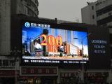 Visualización de LED de P10 Digitaces para la publicidad al aire libre