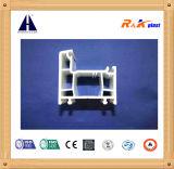 Profilé d'extrusion en plastique PVC laminé 60 mm pour PVC