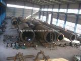 Tambour sécheur rotatoire pour les déchets de cambouis et de bois (HZG-2.4X24)