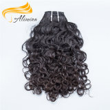 Armure bon marché de cheveu de Remy de type neuf indien de cheveux humains