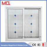 Окно застеклять UPVC/PVC Ce Approved двойное сползая