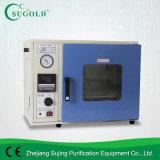 Estufa del viento del tambor del calor de la electricidad del indicador digital del laboratorio