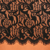 Veelkleurige de Stof van het Kant van de Decoratie van de kleding