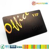 PVC RFID MIFARE da impressão do logotipo mais cartões do terreno de EV1 2K