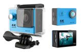 Камера камеры спорта видеокамеры кулачка шлема подводная