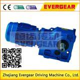 K-Serien-Schrägflächen-Getriebe mit dem Drehkraft-Arm, nähen Getriebe, abgeschrägtes schraubenartiges Getriebe
