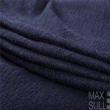 Tessuti Mixed delle lane di /Cotton /Acrylic delle lane per la stagione di autunno nell'azzurro di blu marino