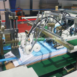 大きいフォーマットの直線ボックスホールダーのGluer波形機械(SCM-1600B)