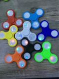 LED 손 방적공 여행 방적공 재미 장난감