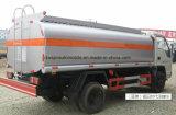3 ton 4 Ton Van het Koolstofstaal 5 van de Brandstof Ton van de Vrachtwagen van de Tanker voor Verkoop