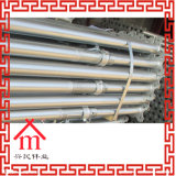 El andamio parte el tipo apoyo del tipo y de la pieza del andamio de los apoyos del andamio del andamio