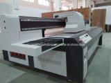 LED 램프 덮개 플라스틱 인쇄 기계 인쇄를 위한 UV 평상형 트레일러 인쇄 기계