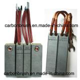 Щетка углерода NCC634 Morgan высокого качества для генератора энергии ветра