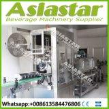 Línea de embalaje automática de la máquina de rellenar del agua de botella de 3L 5L10L