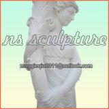 공정한 판단 여성 동상 Ms1704