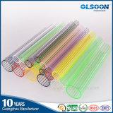 Olsoon acrilico trasparente tubo Plexiglass tubo