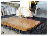 آليّة حجارة جسر زورق لأنّ عمليّة قطع صوّان/رخام