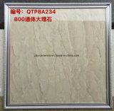 Mattonelle piene della porcellana del marmo del corpo del materiale da costruzione della pavimentazione