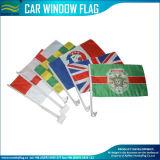 Il poliestere mette in mostra le bandierine nazionali della finestra di automobile (B-NF08F01004)