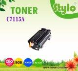 Cartucho de tonalizador da impressora de laser de C7115A para o uso no cavalo-força LaserJet 1000/1220/3330/3300 de impressora