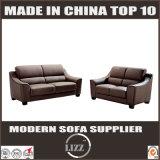 Комплект софы самомоднейшей кожи верхней части мебели секционный