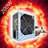 Alimentazione elettrica del PC dell'alimentazione elettrica di commutazione del rifornimento 200W della fabbrica ATX