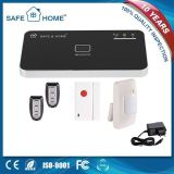Sistema de alarme móvel sem fio inteligente controlado da G/M do atendimento do APP (SFL-K6)