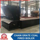 Système de chaudière à charbon industriel à construction solide