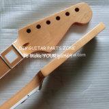 Collo canadese su ordinazione della chitarra della st dell'acero dell'intarsio del blocchetto del Mop