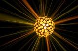 Klassisches heißes LED-Effekt DJ-Doppelt-drehendes Kugel-Licht für Disco-Beleuchtung