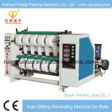 Máquina que raja usada industrial de papel de empaquetado