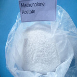 Acetato cru fêmea de Methenolone do pó da hormona dos esteróides de Primobolan para o edifício do músculo