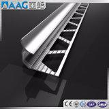 Perfil de los muebles de la protuberancia de la aleación de aluminio/de aluminio para la decoración