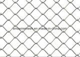Загородка звена цепи звена цепи Fence/PVC Glvanized загородки соединения Qym-Цепи Coated