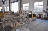 Boudineuse à vis de jumeau de grande capacité de la Chine PE/PA/PC/ABS/Pet dans la machine en plastique