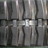 Trilha de borracha (320X106X39) para o uso da máquina da máquina escavadora de Yanmar