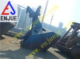 15cbm 25t Scissors le type encavateur pour l'engrais minéral de poudre de sable de minerai de charbon de charge